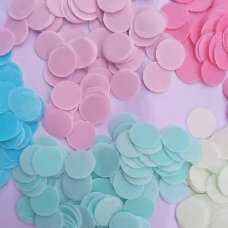 The manufacturer processes portable paper soap slice, aromatherapy bath love soap flower slice, plum